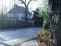 Approach to footpath on Penns Lane - geograph.org.uk - 1670127.jpg