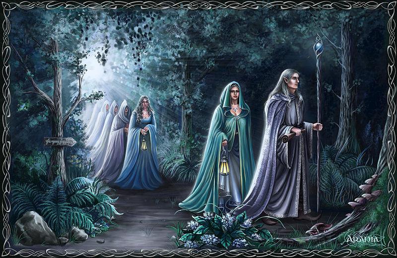 File:Araniart - Elves leave Middle-earth.jpg