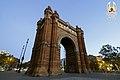 Arc de Triomf (de Josep Vilaseca i Casanovas) (05).jpg