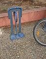 Arceaux vélo du PIJ, Lunel 2.jpg