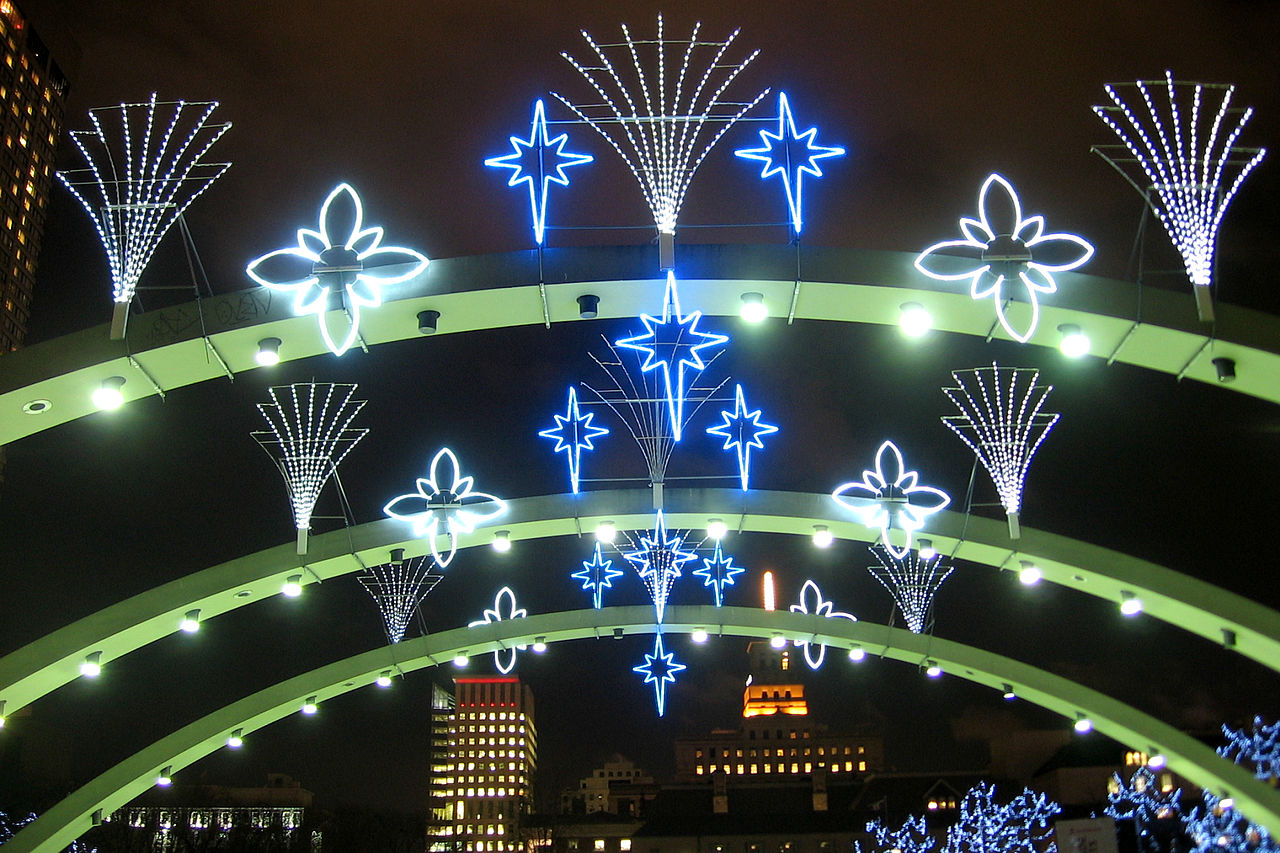 「Cavalcade of Lights」の画像検索結果
