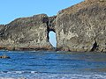 Arch at north end of Second Beach, Olympic National Park, Washington coast.jpg