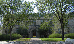 University of Saskatchewan academics - Archaeology Building, University of Saskatchewan