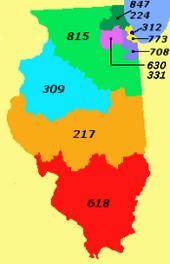 Area code 312 - Wikipedia