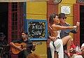 Argentina (La Boca)-Tango show (Explored, 12-07-2015) - Flickr - ustung.jpg