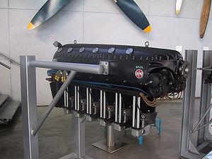 Argus Motoren - Argus As 17a