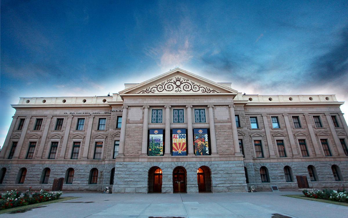 Arizona State Capitol - Wikipedia