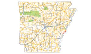 Arkansas Highway 20 - Image: Arkansas 20
