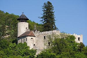 Schloss Birseck in Arlesheim