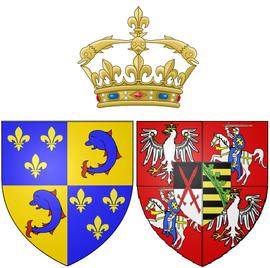Maria Josepha, Frankreich, Dauphine