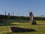 Arnhem-Malburgen west, sculptuur aan de Malburgse Bandijk foto3 2015-06-30 18.38.jpg