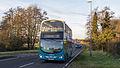 Arriva 4752 at Osbaston, Leicestershire (8258395269).jpg