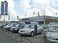 Arron James Car Dealership - Huddersfield Road - geograph.org.uk - 1839658.jpg