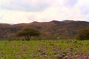 Geography of Djibouti - Arta Mountains