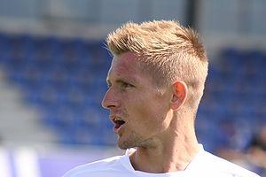 Artur Wichniarek - Image: Artur Wichniarek Hertha BSC Berlin (2)