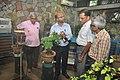 Arun Goel Checks Butterfly Enclave - Science City - Kolkata 2018-09-23 4398.JPG