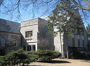 Asbury & West United Church - Image: Asbury West United Church