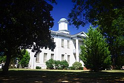 Old Benton County Courthouse