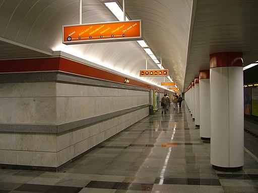 Astoria, metro M2 Budapest