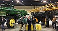 At the Michigan Agri-Business Association's Winter Conference and Trade Show. One in four Michigan jobs come from this great industry! (39602838912).jpg