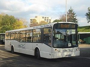 MCV Stirling - Thames Travel MCV Stirling bodied MAN 14.220 in Bracknell in November 2013