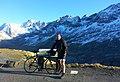 Au col des Tentes, point culminant routier des Pyrénées, 2210m, en novembre - panoramio.jpg