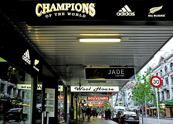 souvenir shops in nz