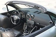 Audi Tt Quattro Facelift Interior