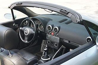 Audi TT - Interior