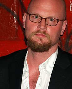 Augusten Burroughs in New York City, 2007