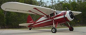 Fairchild 24 - Australian Fairchild 24 Argus