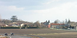 Authezat – Panorama