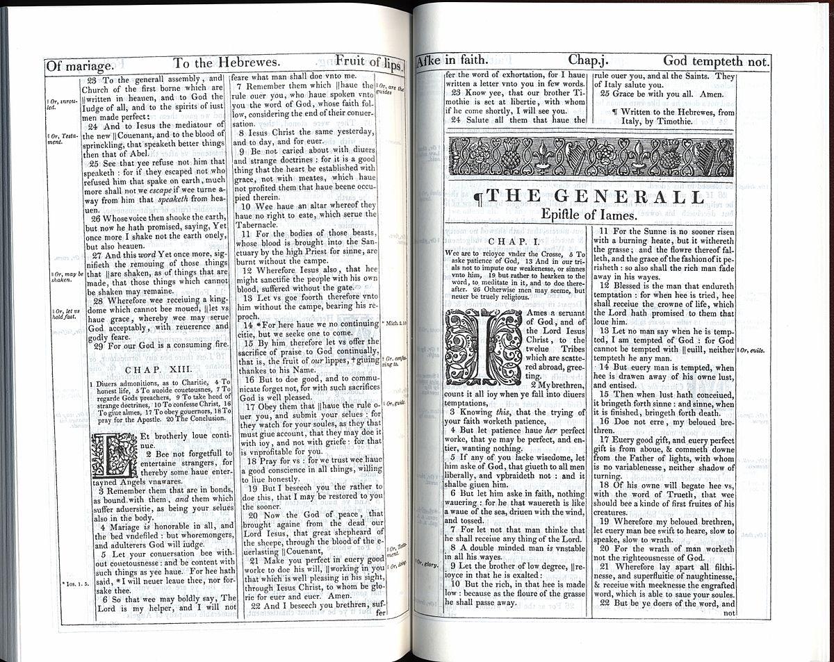 Authorship Of The Epistle To The Hebrews Wikipedia