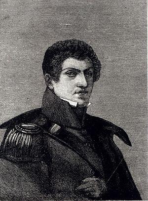 Aleksander Lesser - Self-portrait