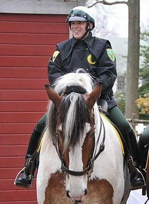 New York City Parks Enforcement Patrol - Auxiliary Officer