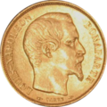 Avers 10 francs Napoléon III Or (Tête nue).png