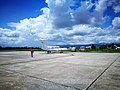 Avió Piper PA-42 Cheyenne III a l'aeroport de Tarapoto.jpg