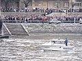 Az Élet Menete a pesti rakparton, a Margitszigetről - panoramio.jpg