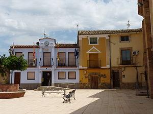Bárboles - Town hall