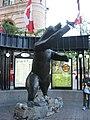 Bärenstatue in Ottawa.JPG