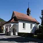Kapelle St. Josef, Alpnachstad (Barockbau 1702)