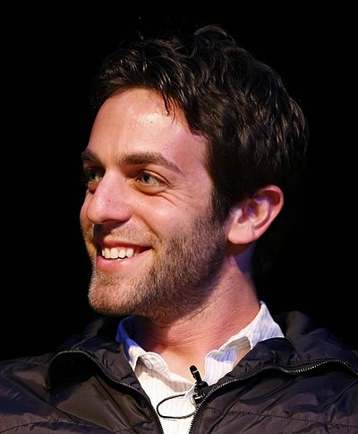 B. J. Novak, American actor, writer, and producer