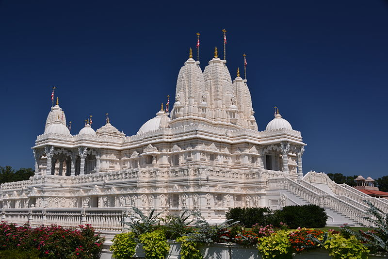 BAPS Hindu temple in Atlanta Georgia United States.jpg