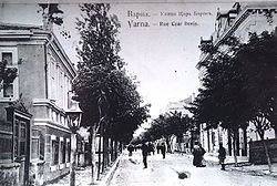 Knyaz Boris I Bulevard Vv Varna Uikipediya