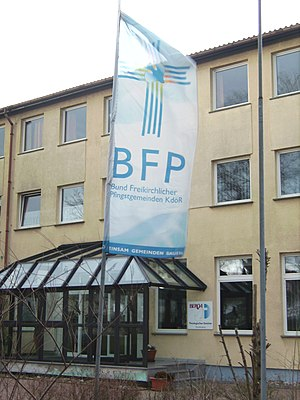 Federation of Pentecostal Churches (Germany) - Theological Seminary Beröa in Erzhausen