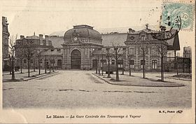 Image illustrative de l'article Gare du Mans-les-Halles