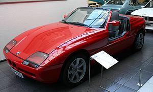BMW Z1 – Wikipedia