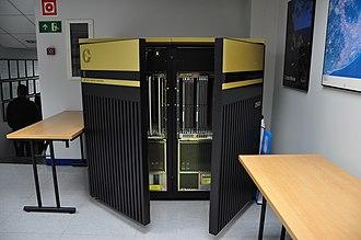 Convex Computer - Convex 240 supercomputer (1988))