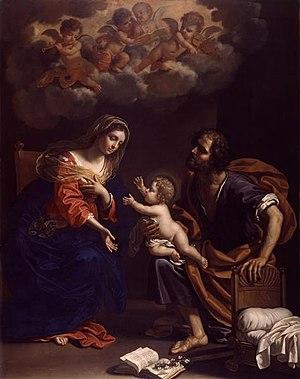 Benedetto Gennari II - Sagrada Familia