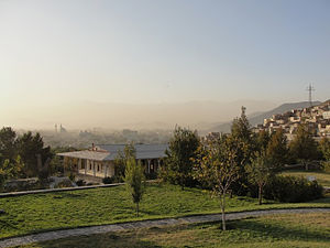 Ny jordbavning i afghanistan